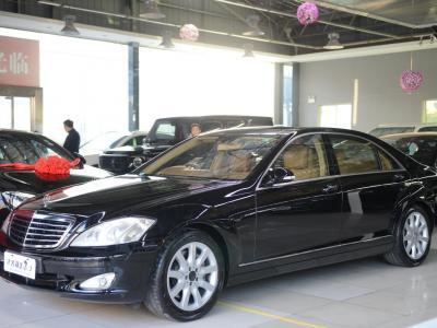 2009年2月 奔驰 奔驰S级(进口) S 500 L图片