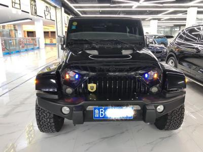 2014年1月 Jeep 牧马人  3.6L 两门十周年纪念版图片