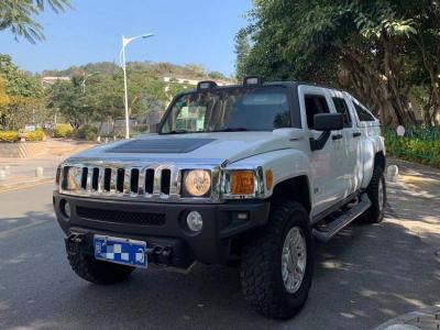 悍马 H3  2008款 H3x 3.7