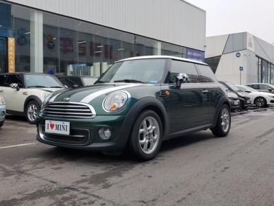 MINI COUNTRYMAN  2014款 1.6L COOPER Excitement