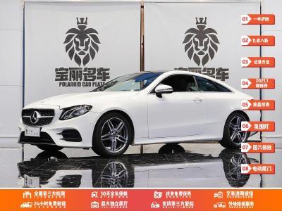 2019年7月 奔馳 奔馳E級(進口) E 200 轎跑車圖片