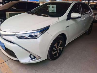 丰田 雷凌双擎E+  2019款 1.8PH V CVT豪华版图片