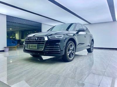 奥迪 奥迪Q5L  2018款 40 TFSI 荣享时尚型