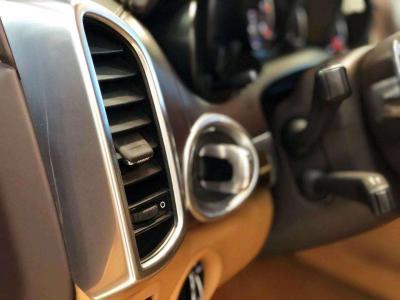 保时捷 Cayenne  2015款 Cayenne Turbo 4.8T
