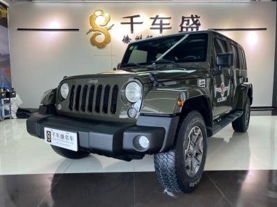 Jeep 牧马人  2015款 3.0L Sahara 四门舒享版