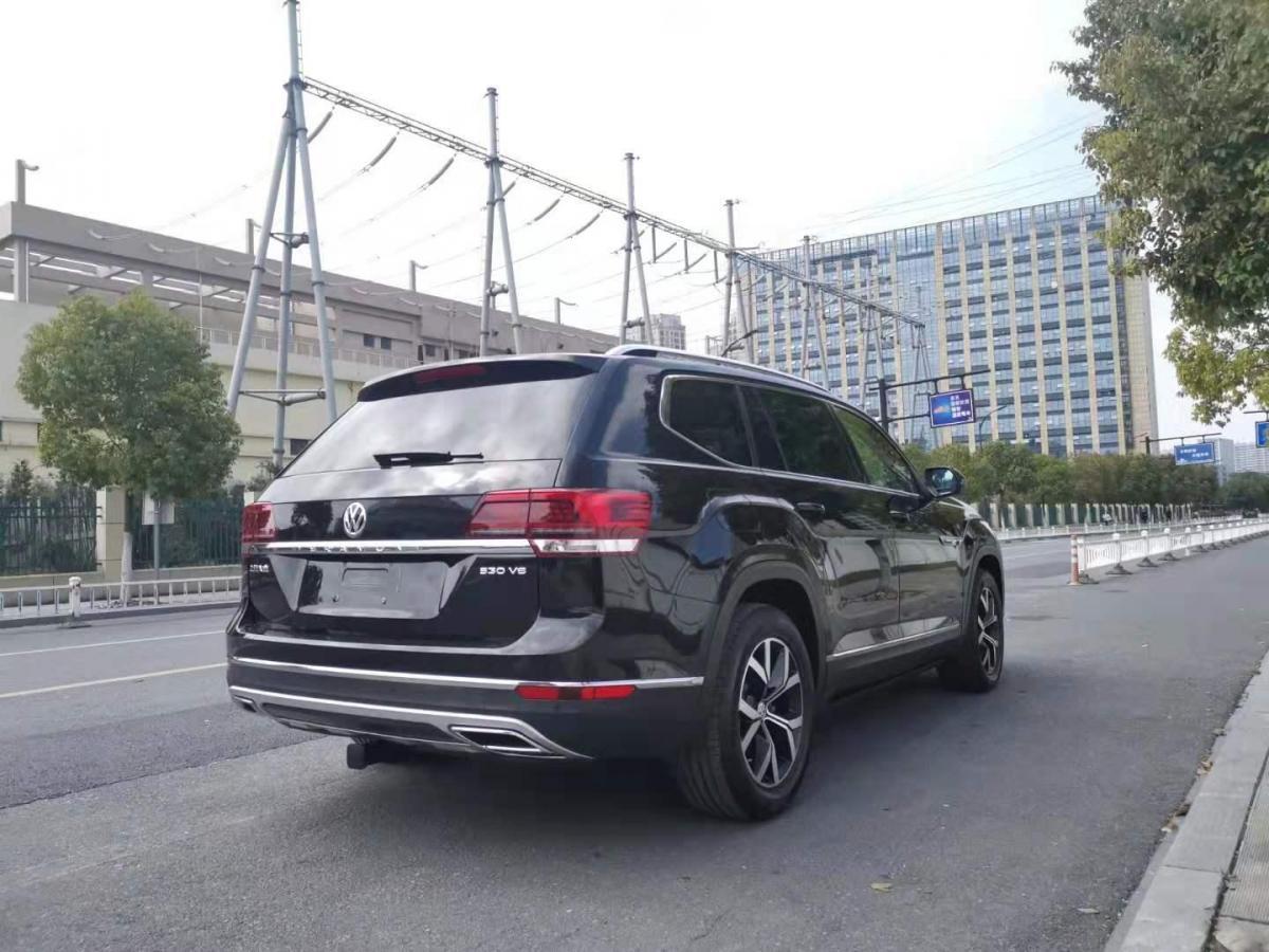 大众 途昂  2019款 530 V6 四驱豪华版 国VI图片
