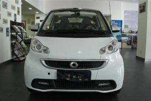 Smart Fortwo  Cabrio 1.0T 激情版