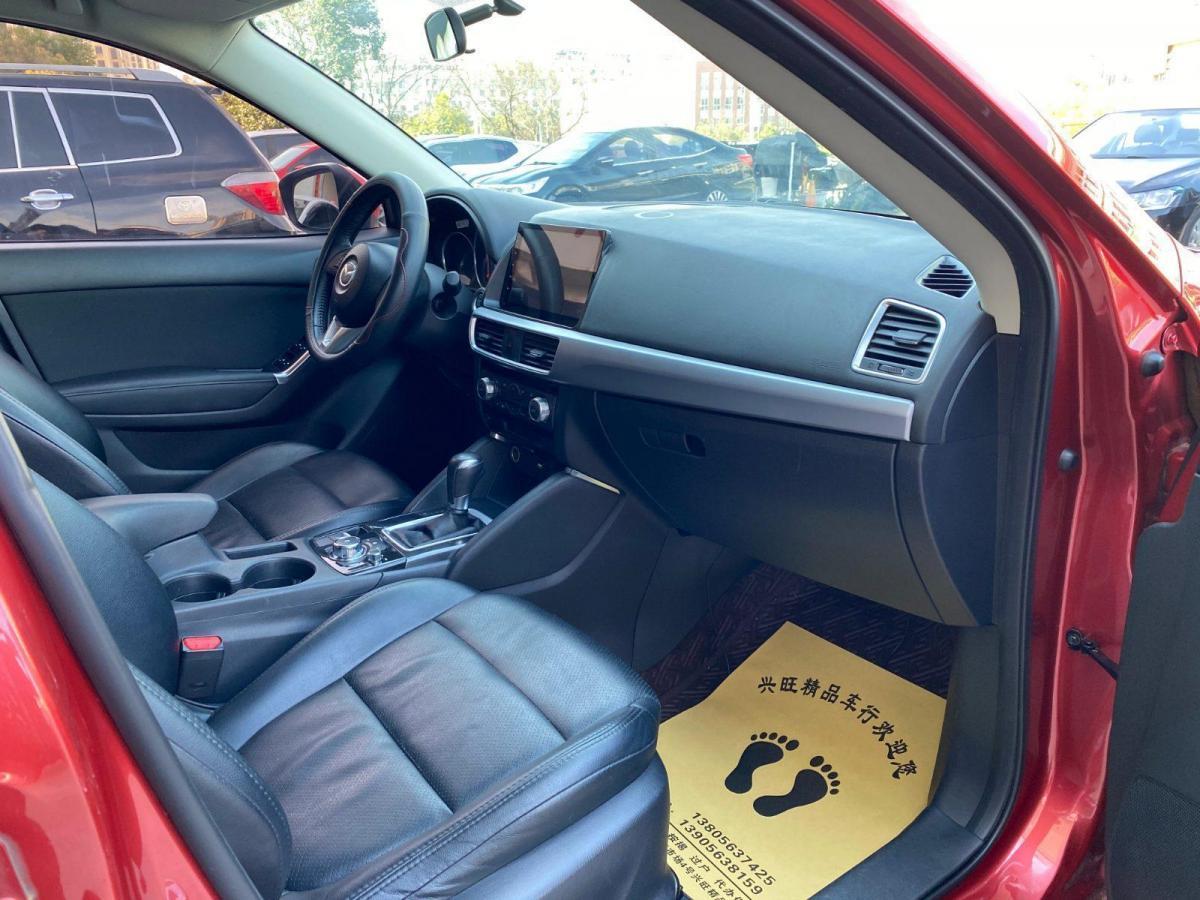 马自达 CX-5  2015款 2.0L 自动两驱都市型图片