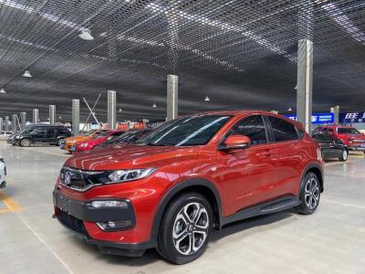 2019年2月 本田 XR-V  1.8L EXi CVT舒适版图片