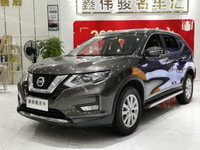 日产 奇骏  2020款 2.0L CVT智联舒适版 2WD