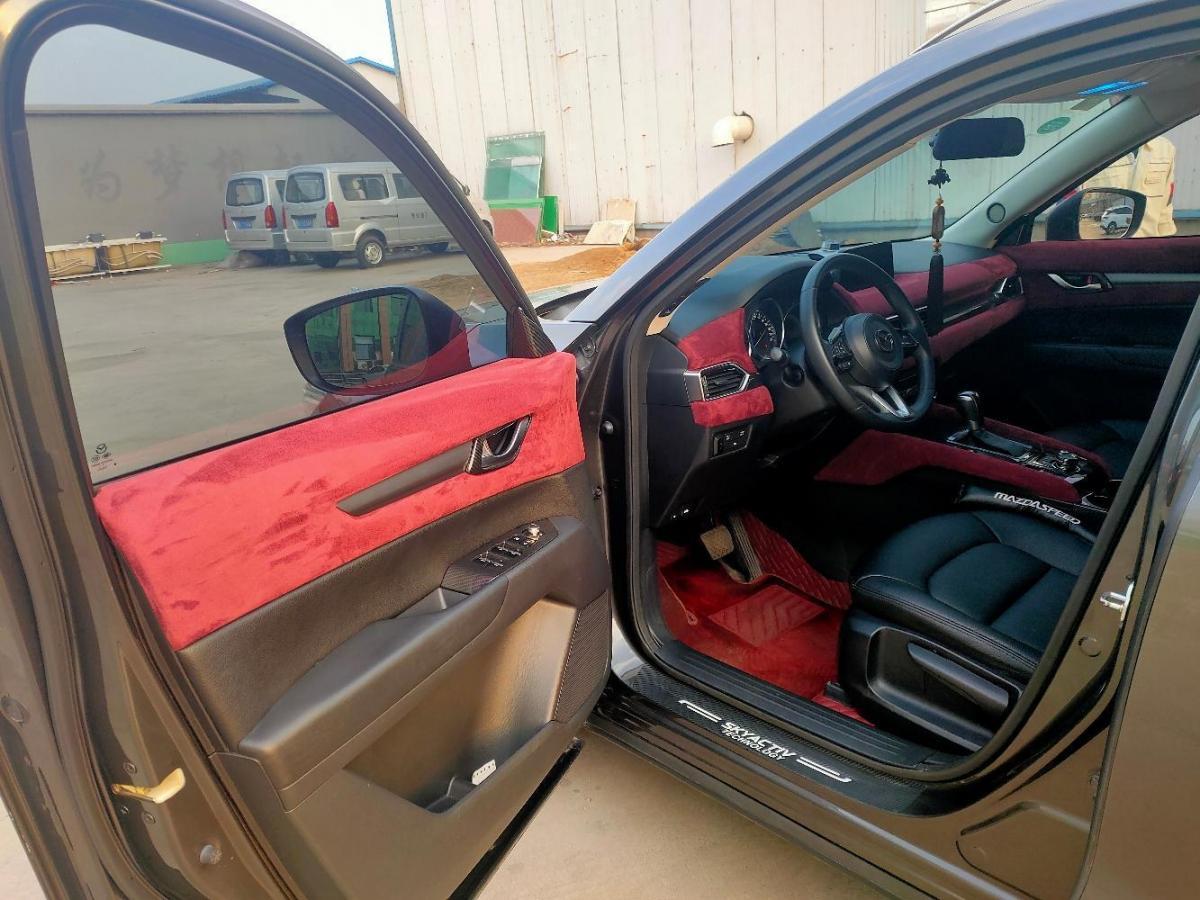 马自达 CX-5  2017款 2.0L 自动两驱智尚型图片