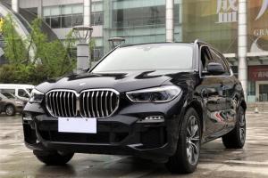 2019年3月 宝马 宝马X5  xDrive40i M运动套装图片