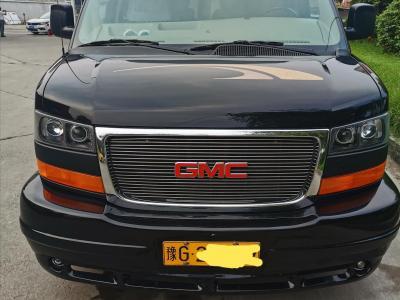 GMC SAVANA  2011款 6.0L 商務之星10座圖片