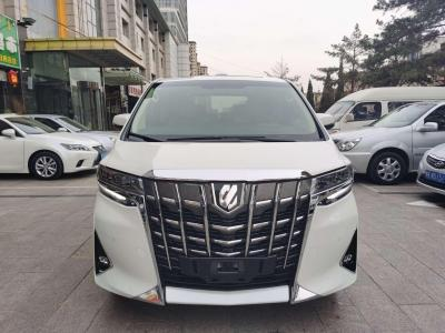 丰田 埃尔法  2018款 改款 3.5L 豪华版