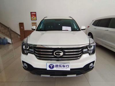 广汽传祺 GS7 280T 两驱豪华型图片