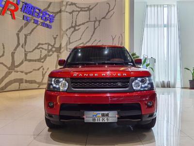 路虎 揽胜  2010款 5.0 V8 NA HSE