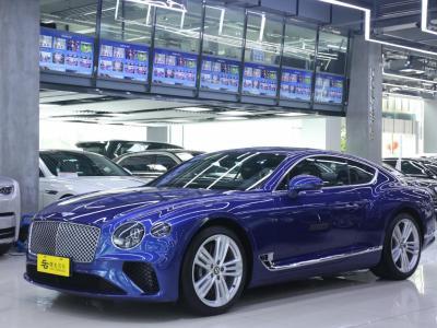宾利 欧陆  2018款 6.0T GT W12
