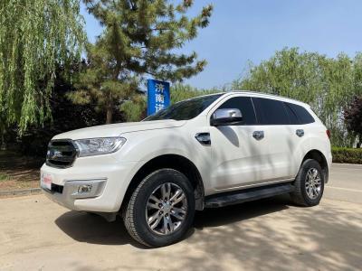 福特 撼路者  2017款 2.0T 汽油自动四驱豪华版 5座