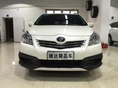 丰田 逸致  1.8L CVT跨界版图片