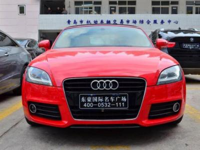 奥迪奥迪TT&nbspTT Coupe 2.0T FSI