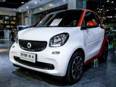 Smart Fortwo Coupe 1.0 激情版图片