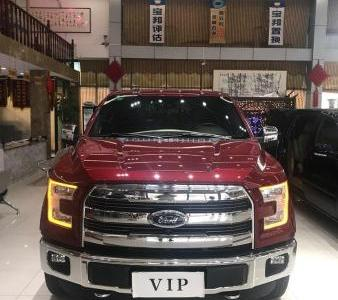 2016年9月 福特 猛禽 F-150 3.5 King Ranch SuperCrew 6.5ft 四驱 美规版图片