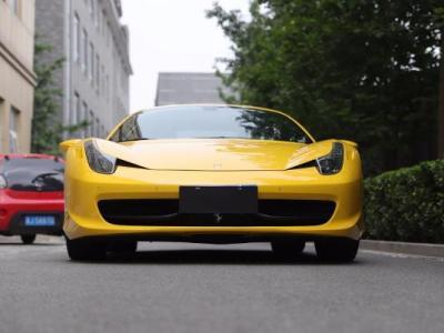 法拉利 458  Italia 4.5图片