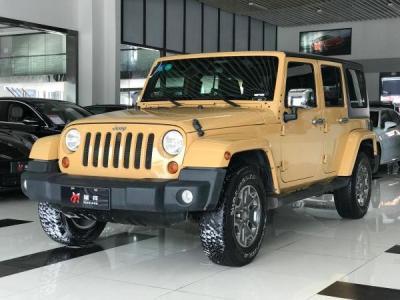 Jeep 牧马人  3.6L 四门图片