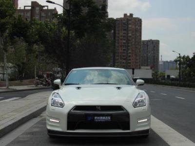 日产 GT-R  3.8T 双涡轮增压 动感酷黑内饰版 国Ⅴ图片
