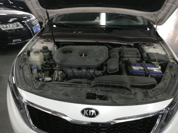 起亚 2015款 起亚K5 2.0L 自动GL图片