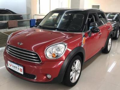 2013年10月 MINI Countryman 1.6L Fun图片
