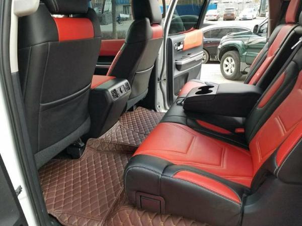 丰田 坦途  5.7 SR 四驱 Double Cab Standard Bed 美规版图片
