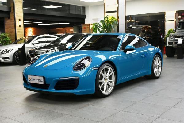 2017年6月 保时捷 911  Carrera 3.0T?#35745;?/>                         <div class=