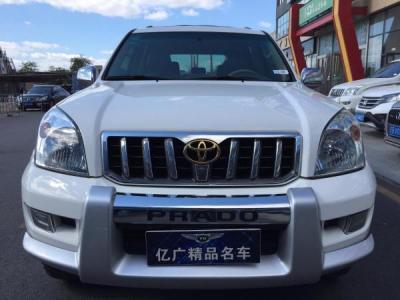 2010年1月 丰田 普拉多 4000 VX NAVI图片