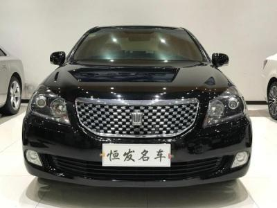 2013年4月丰田皇冠2.5L  Royal Saloon图片