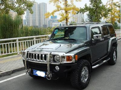 2011年11月 悍马 H3 3.7 四驱图片