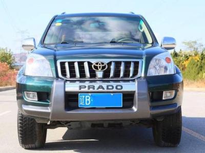 2009年3月 丰田 普拉多 4.0L AT VX导航版图片