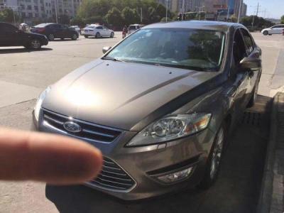2011年5月 福特 致胜 2.0GTDi 200豪华型图片