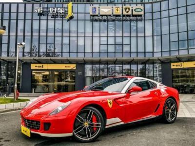 2012年6月 法拉利 599 GTB 6.0 Fiorano图片