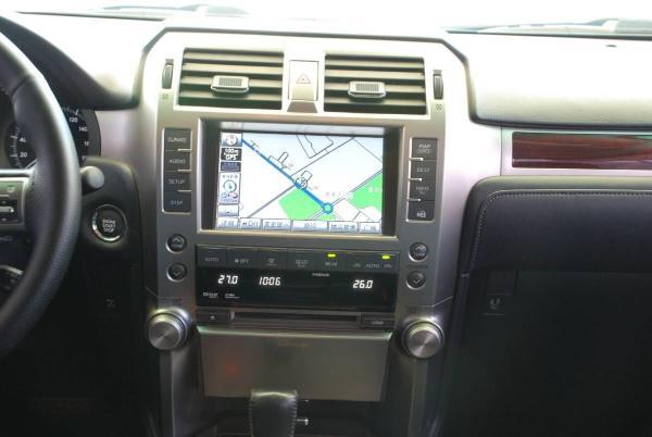 雷克萨斯 GX  GX460 4.6图片