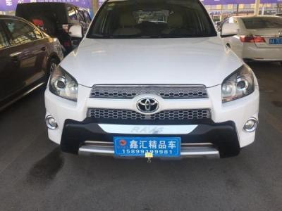 丰田 RAV4  2.0L AT炫装版四驱