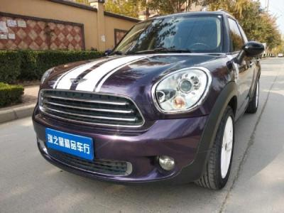 2012年7月 MINI Countryman 1.6L Fun图片