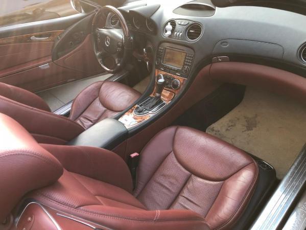 奔驰 SL级  2008款 SL350 3.5图片
