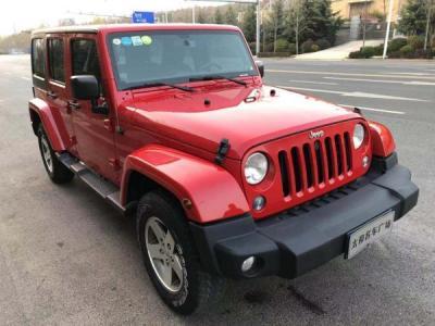 2014年3月 Jeep 牧马人(进口) 3.6L 四门 10周年限量版图片