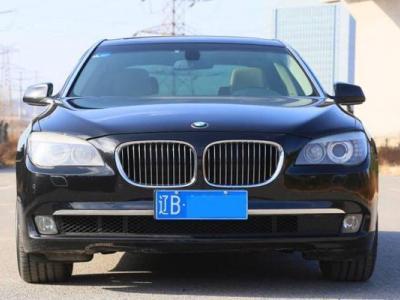 2010年12月 宝马 宝马7系 740Li 3.0T 领先型图片