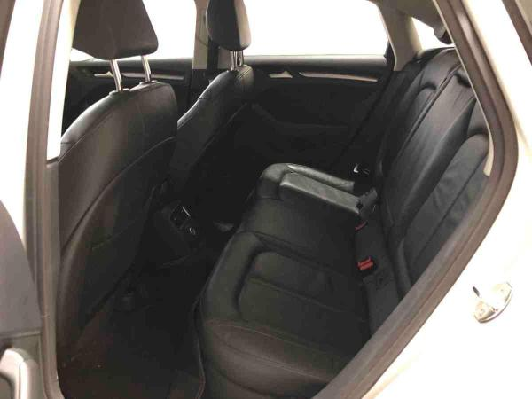 奥迪 奥迪A3  A3 1.4T 35TFSI  Limousine舒享型图片