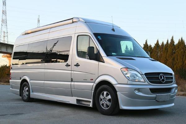 新款奔驰斯宾特商务超大空间优惠中出售