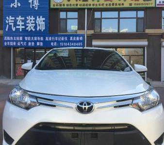 丰田 威驰  1.5L 手动智臻星耀版图片