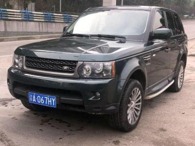 2011年2月 路虎 揽胜运动版 3.0T TDV6 HSE 柴油版图片