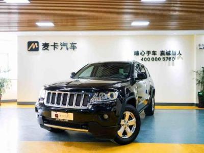 2011年4月 Jeep 大切诺基(进口) 改款 3.6L 旗舰版图片